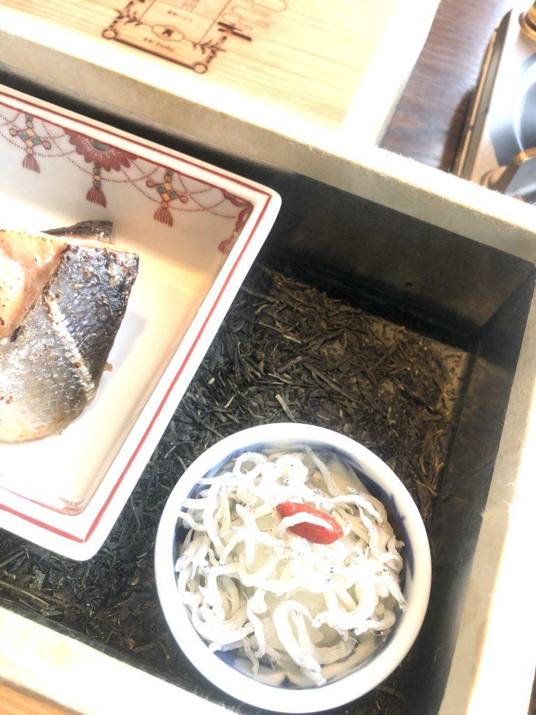 界遠州朝食