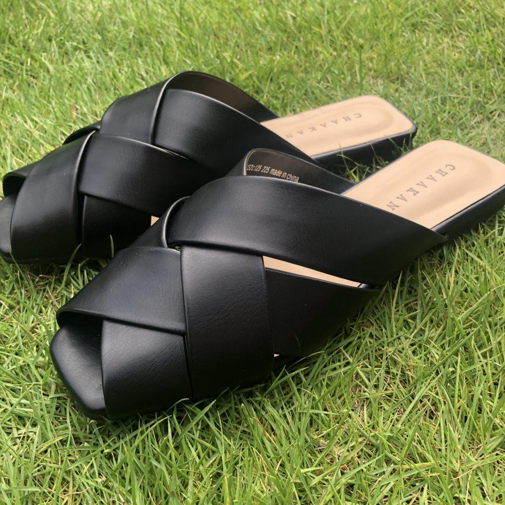 チャカン靴